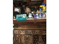 Job lot 1 of aquarium fish gear