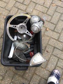 Vauxhall Vector Classic parts