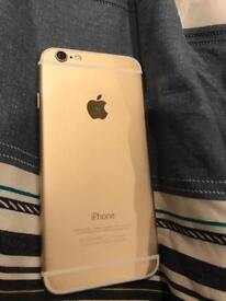 Iphone 6 16 gb gold colour unlocked