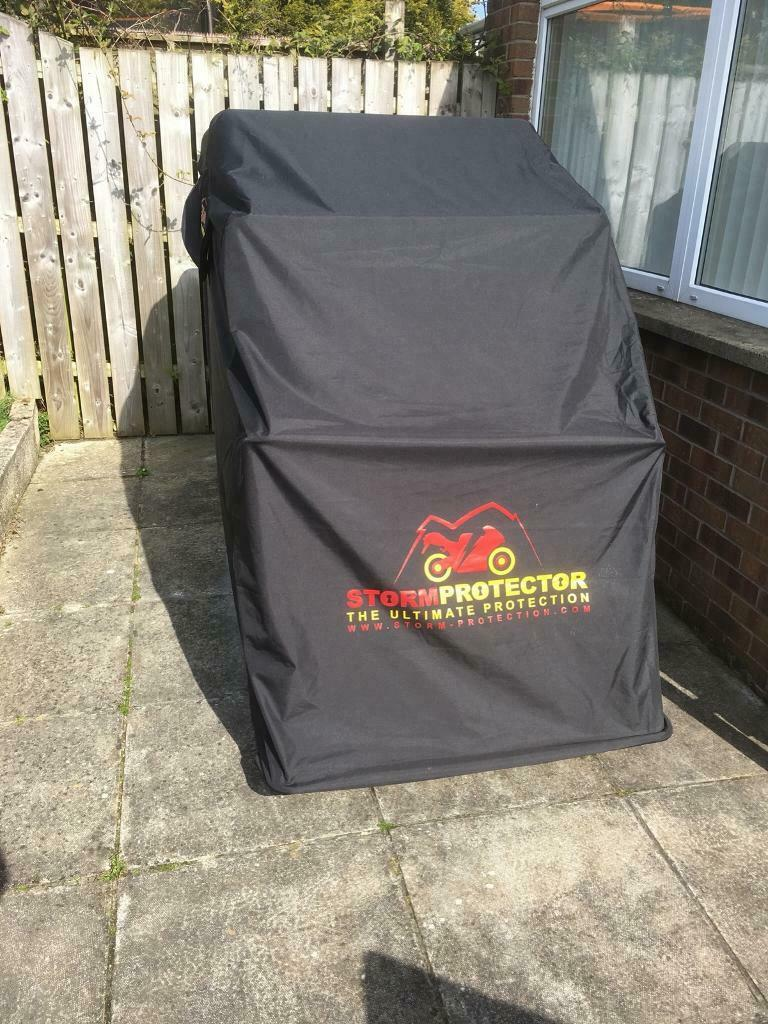 Storm Protector Motorcycle Cover
