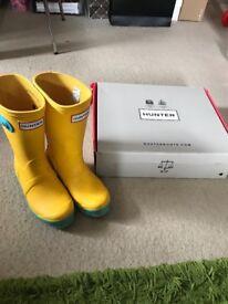 Children Hunter Wellies Boots