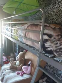 High sleeper bed
