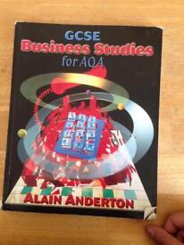 GCSe Business Studies for AQA