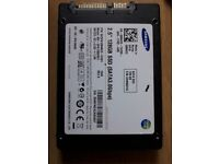 Samsung 2.5 inch solid state drive