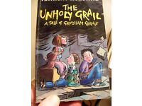 The Unholy Grail: A Tale of Groosham Grange, Anthony Horowitz
