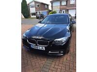 5 Series BMW (Black)
