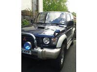 1993 MITSUBISHI PAJERO 2.8TD shogun 4x4 jeep