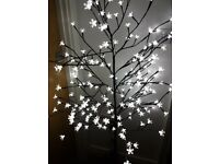 LED (200 lights) Blossom Cherry Tree Outdoor or Indoor 5ft