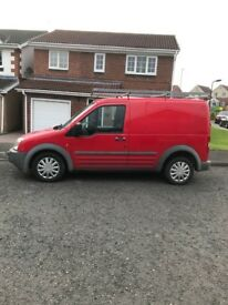Ford connect transit