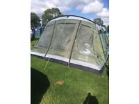 Outwell Montana 6 tent and footprint