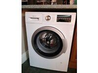 NEFF washing machine.