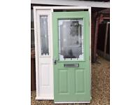 Composite Front Door & Frame