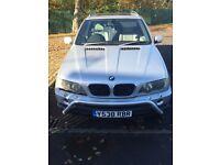 BMW X5 spare or repair