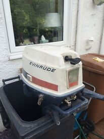 18hp evinrude outboard for sale