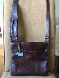 Radley Across Body Leather Handbag