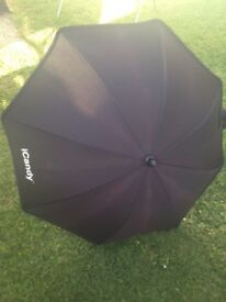 iCandy parasol black