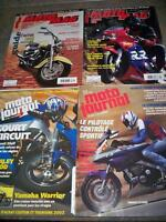 MOTO JOURNAL MOTO MAG SUPER LOT 196 REVUES COLLECTION