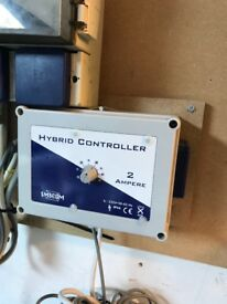 Cheshunt Hydroponics Store - used 2amp SMSCOM Hybrid fan controller