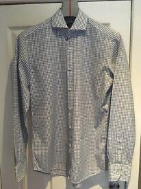 Hugo Boss selection shaped fit shirt