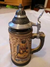 German ceramic mug