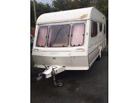 5 Berth Abbey Piper Caravan