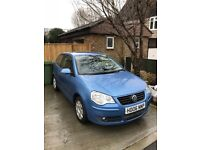 VW. Polo Blue 1.2 2006 Petrol Manual