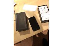 Iphone 7 jetblabk 128gb unlocker