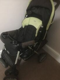 Graco pushchair,