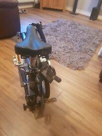Brand new Brompton fold up bike