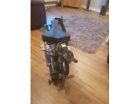 Brand new Brompton fold up bike