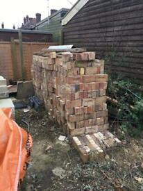 Reclaimed Multi stock brick