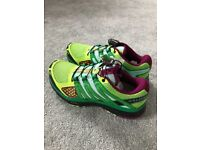 Salomon xr mission running shoes size 6.5