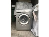 Bush Silver Washing Machine