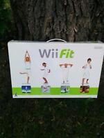 Wii fit neuve