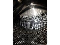 Black Beko 6kg washing machine