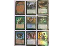 MTG - ALL FOIL - Set of Mythic, Rare and uncommun cards Magic the Gathering