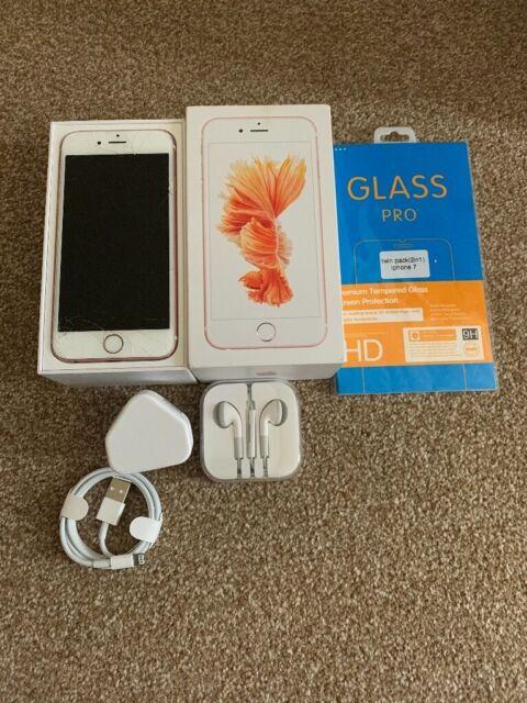 Iphone 6s 128gb Rose Gold In Dereham Norfolk Gumtree