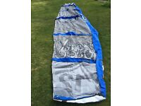 Liquid Force 12m Kite (circa 2005) & Backpack - Hardly Used & Still Crisp