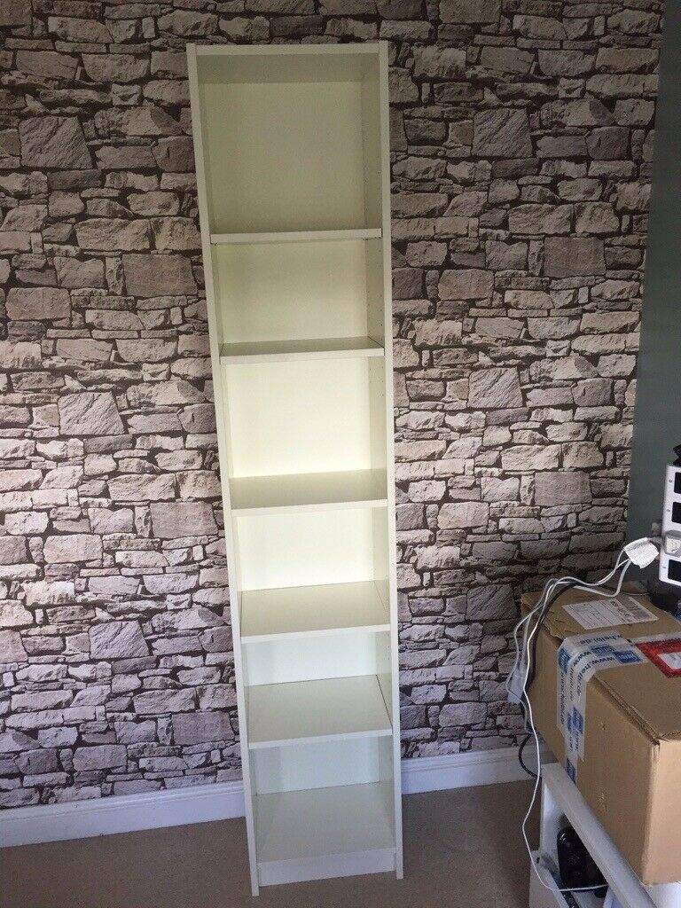 Billy Bookcase From Ikea Ready Assembled In White In Birstall Leicestershire Gumtree
