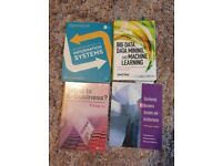 Information Systems, Big Data, Machine Learning and E-Business Books