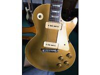 1953 Gibson Les Paul Goldtop + Original Case