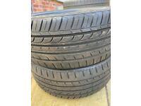 "20"" tyres 275 / 30 / ZR20 XL"
