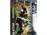 Star Wars Battle of Endor Scalextric