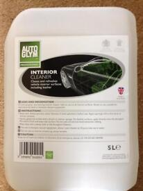 Autoglym trade 5 litres interior cleaner