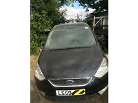 FORD GALAXY MK3 2.0 DIESEL AUTO POWER SHIFT BREAKERS SPARES PARTS CALL TODAY THANKS