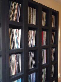 Ikea LACK vinyl storage units
