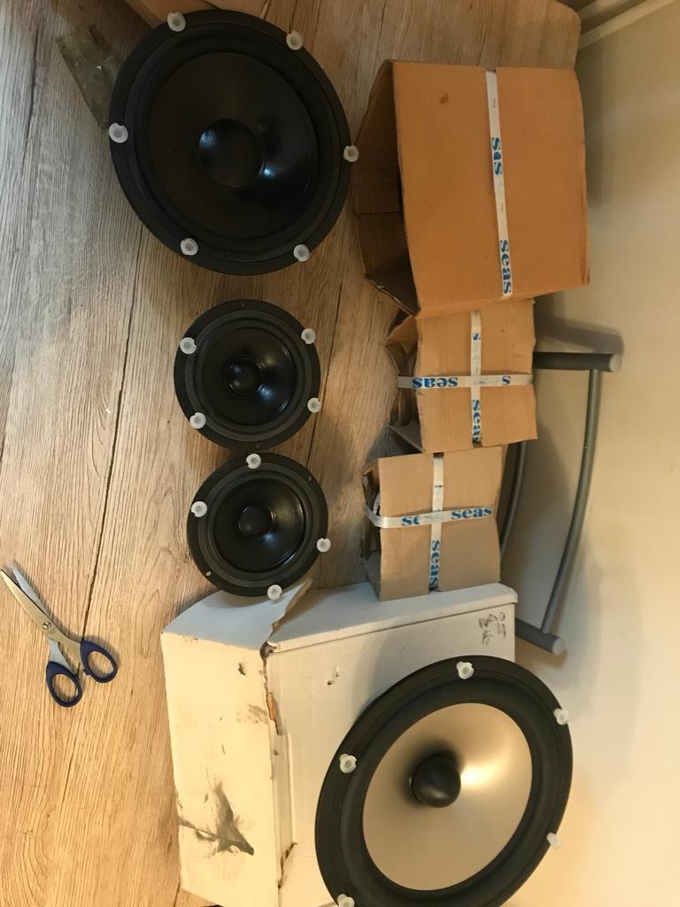 Various seas speakers | in Eastleigh, Hampshire | Gumtree