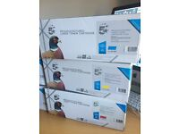 HP Laser Cartridges remanufactured for use with CP2025 and CM2320