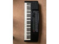 Casio 465 Tone Bank CT-636 Keyboard