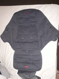 Maclaren seat grey good condition